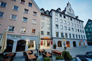 Hotel Falken, Hotely  Memmingen - big - 9