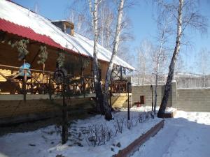 Дом на Луговой , Дома для отпуска  Новоабзаково - big - 97