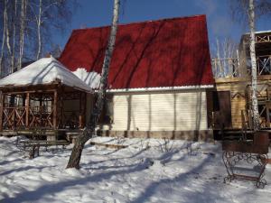 Дом на Луговой , Дома для отпуска  Новоабзаково - big - 104