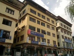 Hostels und Jugendherbergen - Hotel Shantideva
