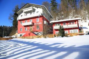 Albergues - Gästehaus Alpina
