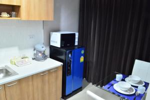 Pansook The Urban Condo, Apartmanok  Csiangmaj - big - 37