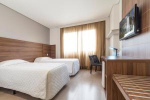 Hotel Laghetto Viverone Bento, Hotely  Bento Gonçalves - big - 14