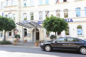 Adesso Hotel Astoria, Hotely  Kassel - big - 32