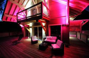 Chambres d'hôtes Couleurs Bois&Spa - Accommodation - Xonrupt-Longemer