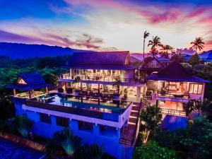 Baan Grand Vista - 5 Bedroom Panoramic Sea View Villa - Ban Khlong Mae Nam