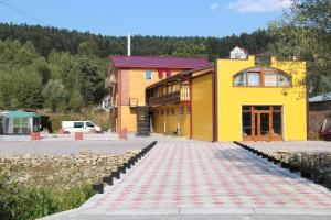 Гостевой дом Вилла Леонтия, Сходница