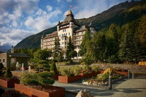 Pontresina Hotels