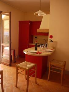 Il Corso, Apartmanok  Montepulciano - big - 76