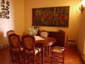 Il Corso, Apartmanok  Montepulciano - big - 78
