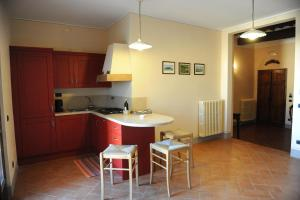 Il Corso, Apartmanok  Montepulciano - big - 80