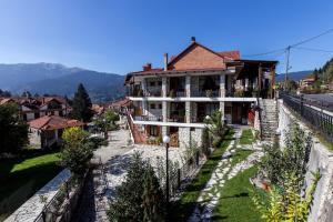 Hotel Dryades - Vronteró