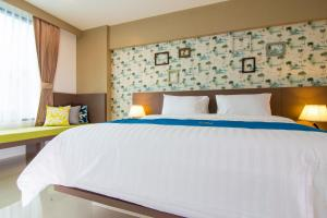 The Phu Beach Hotel, Hotel  Ao Nang Beach - big - 54