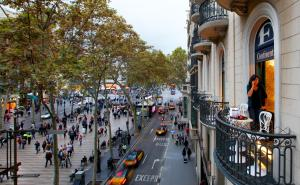Hotel Continental Barcelona, Отели  Барселона - big - 42