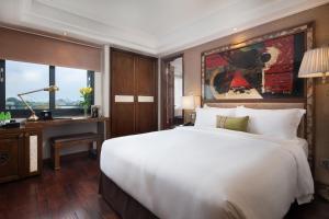 Hanoi Peridot Hotel (formerly Hanoi Delano Hotel), Szállodák  Hanoi - big - 43