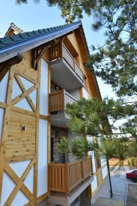 Villa Natural Wood, Ferienwohnungen  Zlatibor - big - 46