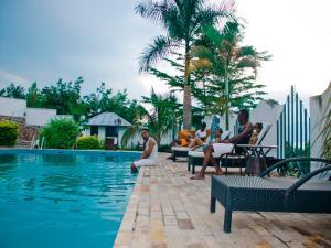 Best Outlook Hotel, Отели  Bujumbura - big - 64