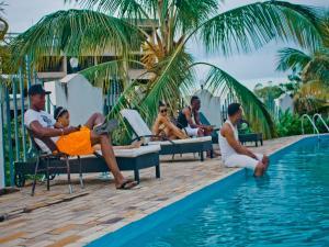 Best Outlook Hotel, Отели  Бужумбура - big - 19