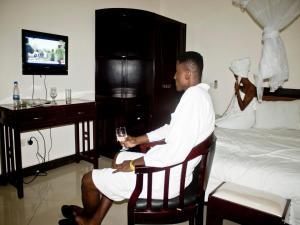 Best Outlook Hotel, Отели  Бужумбура - big - 5