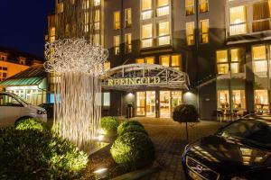 4 hvězdičkový hotel Hotel Rheingold Bayreuth Německo