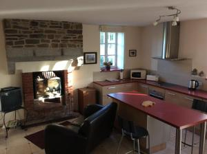 Gite Le Saint Anne, Holiday homes  Équilly - big - 14