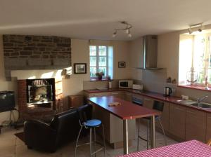 Gite Le Saint Anne, Holiday homes  Équilly - big - 16
