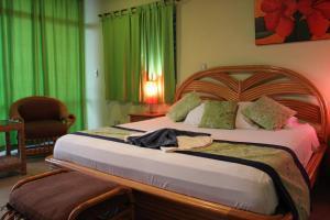 Kayu Resort & Restaurant, Hotels  El Sunzal - big - 43