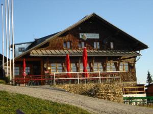Arberschutzhaus - Bayerisch Eisenstein