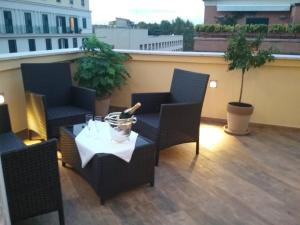 Home Holidays Rome Penthouse - Rzym
