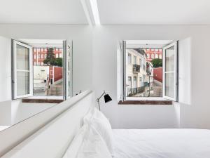 Hello Lisbon Rossio Collection Apartments, Ferienwohnungen  Lissabon - big - 45