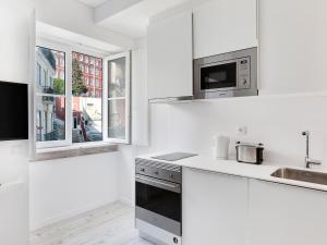 Hello Lisbon Rossio Collection Apartments, Ferienwohnungen  Lissabon - big - 43