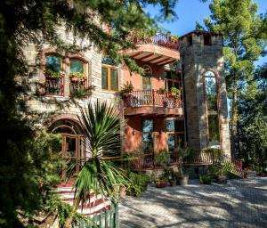 Hotel Castle Park, Отели  Берат - big - 59