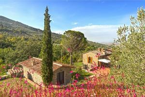 Antica Quercia Verde, Holiday homes  Cortona - big - 14