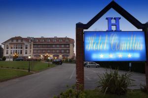 Hotel Comillas, Hotely  Comillas - big - 26