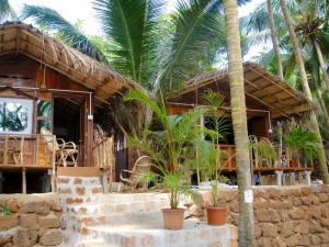Blue Lagoon Resort Goa, Курортные отели  Кола - big - 151