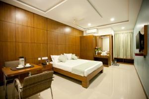 Shoba Residency-Kammanahalli, Hotely  Bangalúr - big - 17