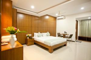 Shoba Residency-Kammanahalli, Hotely  Bangalúr - big - 43