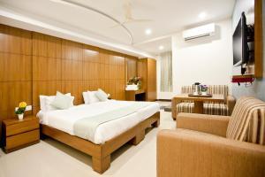 Shoba Residency-Kammanahalli, Hotely  Bangalúr - big - 40