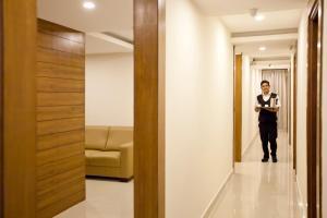 Shoba Residency-Kammanahalli, Hotely  Bangalúr - big - 35