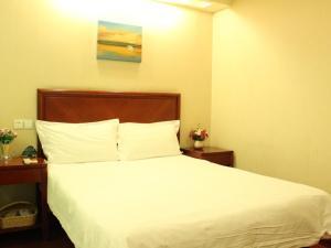 Auberges de jeunesse - GreenTree Inn Shanxi Yan an Luochuan Fuqian Street Express Hotel