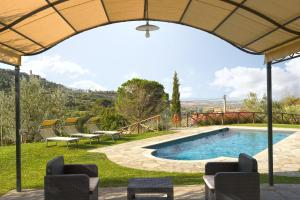 Antica Quercia Verde, Holiday homes  Cortona - big - 10