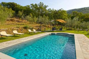Antica Quercia Verde, Ferienhäuser  Cortona - big - 27