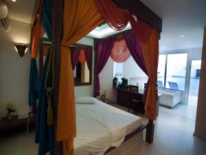 Motel Le Monde (Adult Only), Hodinové hotely  Belo Horizonte - big - 34