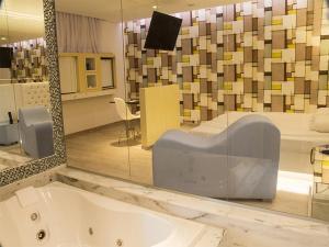 Motel Le Monde (Adult Only), Hodinové hotely  Belo Horizonte - big - 26