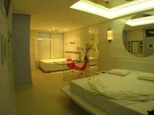Motel Le Monde (Adult Only), Hodinové hotely  Belo Horizonte - big - 38