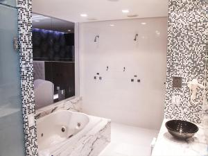 Motel Le Monde (Adult Only), Hodinové hotely  Belo Horizonte - big - 30