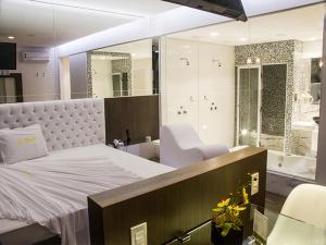 Motel Le Monde (Adult Only), Hodinové hotely  Belo Horizonte - big - 29