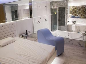 Motel Le Monde (Adult Only), Hodinové hotely  Belo Horizonte - big - 9