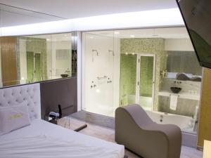 Motel Le Monde (Adult Only), Hodinové hotely  Belo Horizonte - big - 7