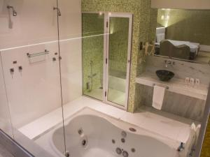 Motel Le Monde (Adult Only), Hodinové hotely  Belo Horizonte - big - 6